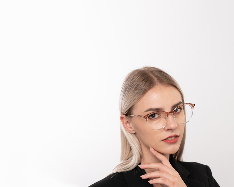 Browline Eyeglasses