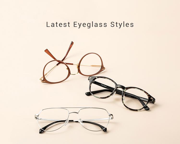 Eyewear Trends 2020: Latest Eyeglass Styles