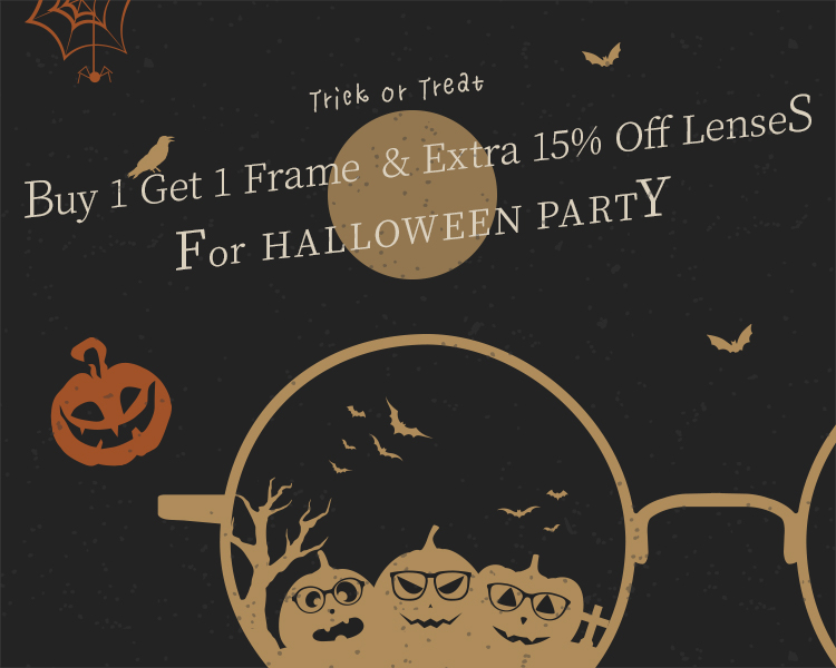 Halloween Eyewear - Halloween Glasses