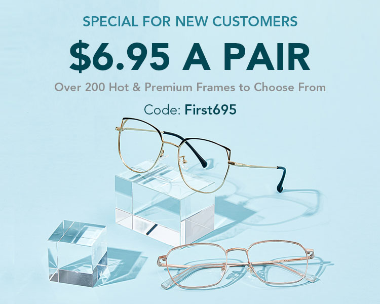 High-quality Glasses for new customers