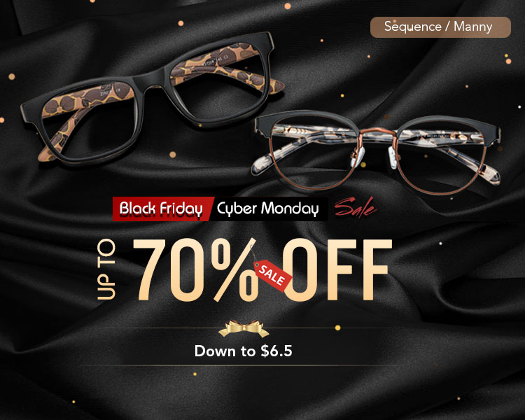 Black Friday Sale - Discount Eyeglasses