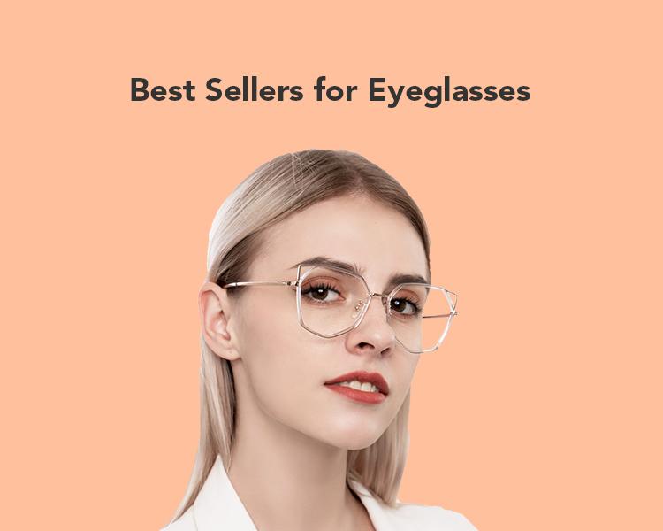 Best Sellers Eyeglasses - Eyewear Trends 2020 - Eyeglass trends of 2020