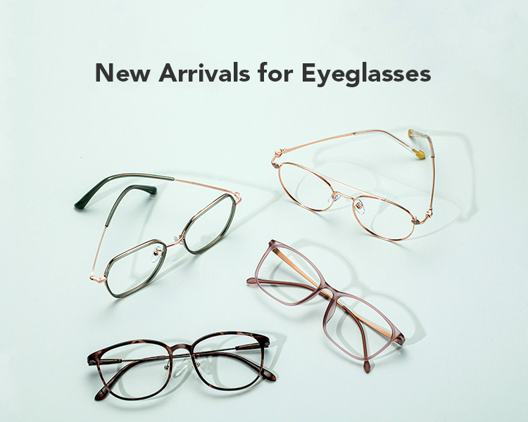 New Arrivals - Eyeglasses
