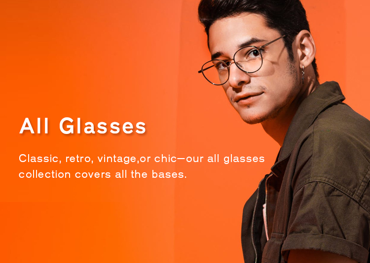 Eyeglasses - Sunglasses - Prescription Eyewear