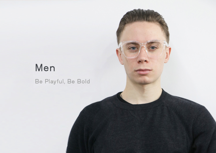 All Men's Glasses