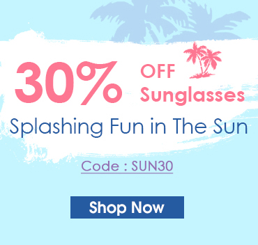 Sunglasses Advertisement
