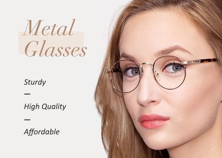 Shop Metal Glassess Now